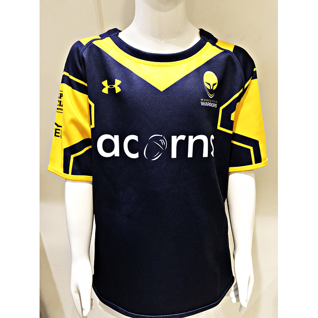 Camiseta Worcester Warriors Under Armour