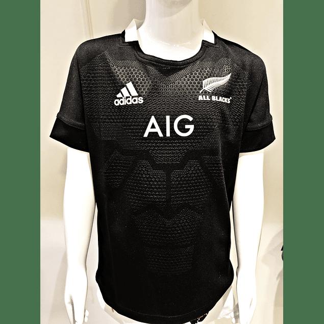 Camiseta All Blacks Niño 2020/21 Adidas