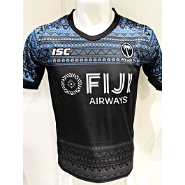 Camiseta Fiji Sevens Replica Isc