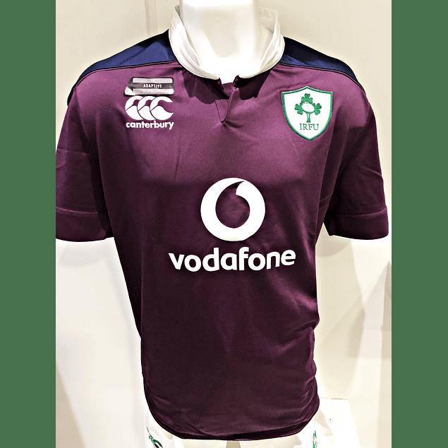 Camiseta Irlanda Suplente Canterbury