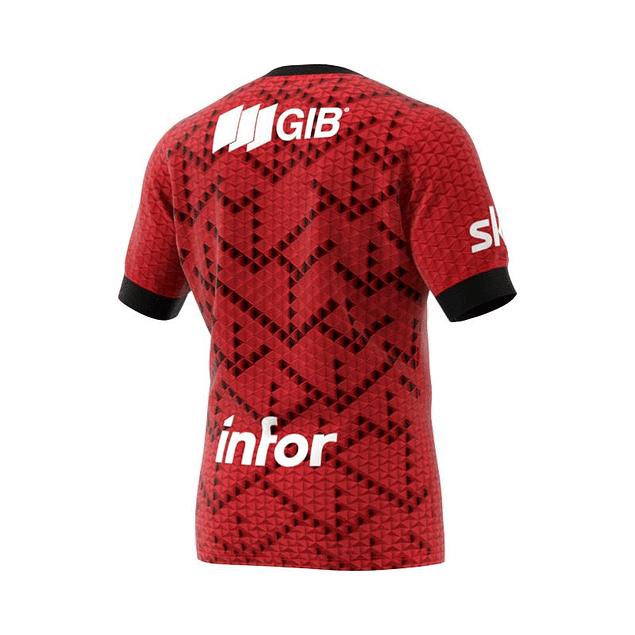 Camiseta Crusaders 2021 Adidas
