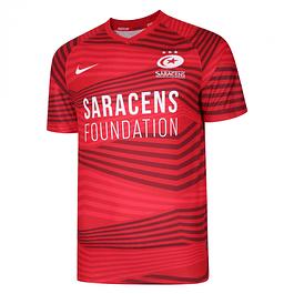 Camiseta Saracens Nike