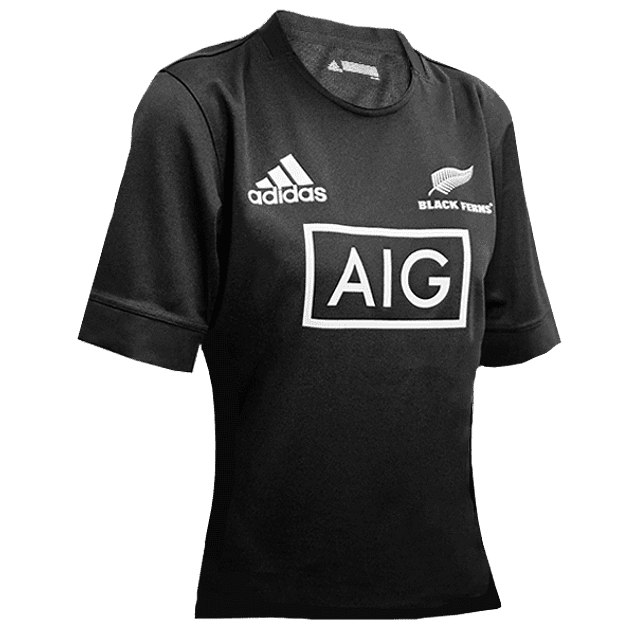 Camiseta All Blacks Black Ferns Adidas