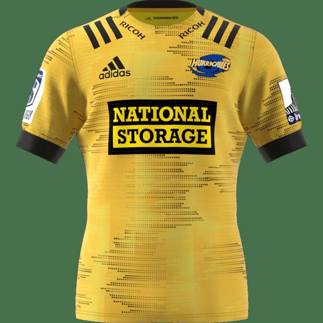 Camiseta Hurricanes Adidas