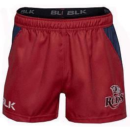 Short Queensland Reds Blk