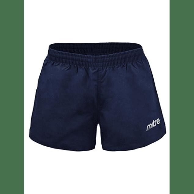 Short de Rugby Navy Mitre