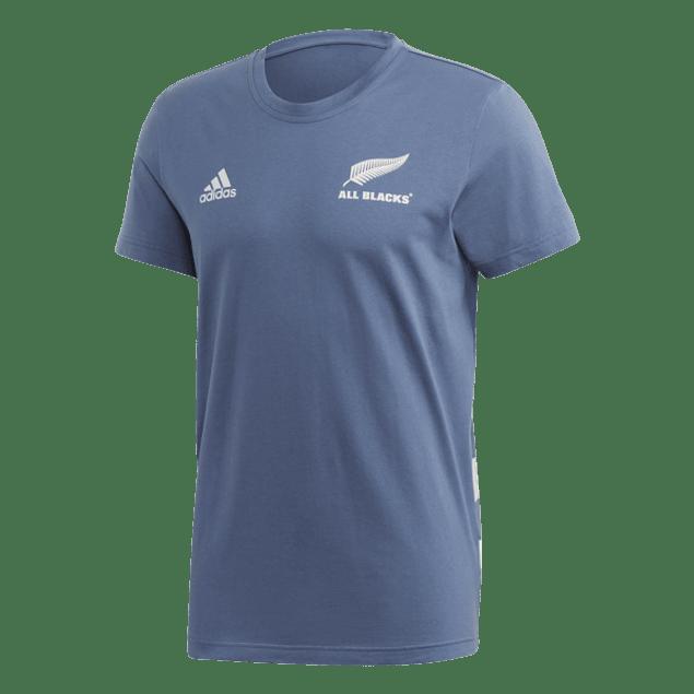 Polera All Blacks Algodon Adidas