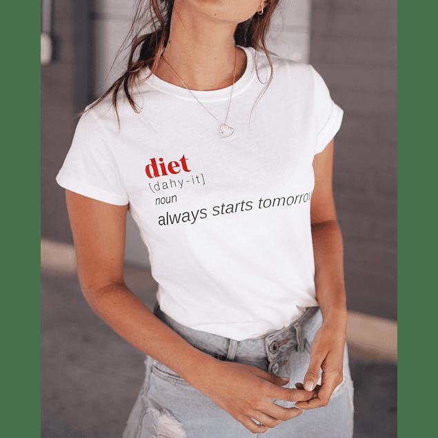 DIET TEE