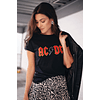 ACDC TEE (RED/YELLOW)
