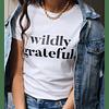 WILDLY GRATEFUL TEE