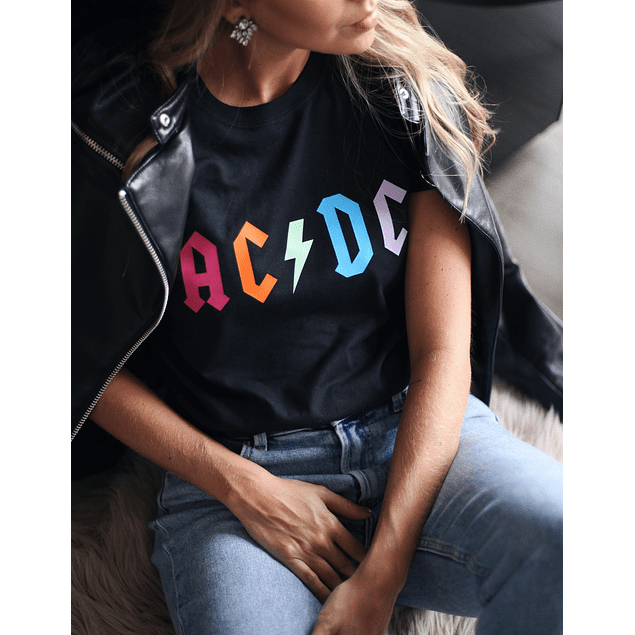 ACDC COLORS TEE