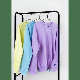 Lilac Sweatshirt