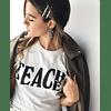TEACHE PEACE TEE