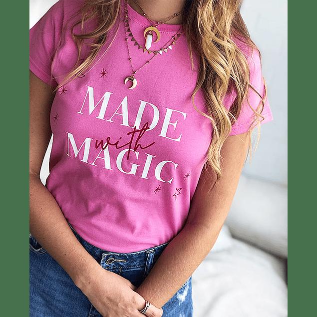 MADE WITH MAGIC TEE