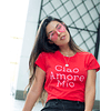 CIAO AMORE MIO TEE
