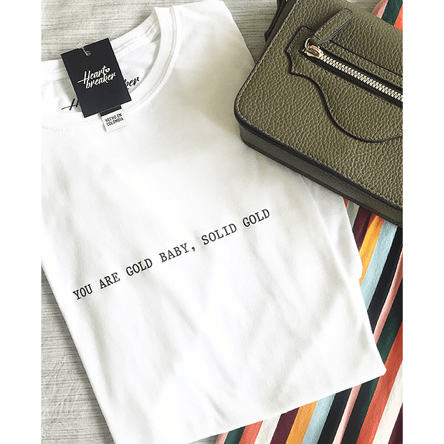 YOU ARE GOLD TEE