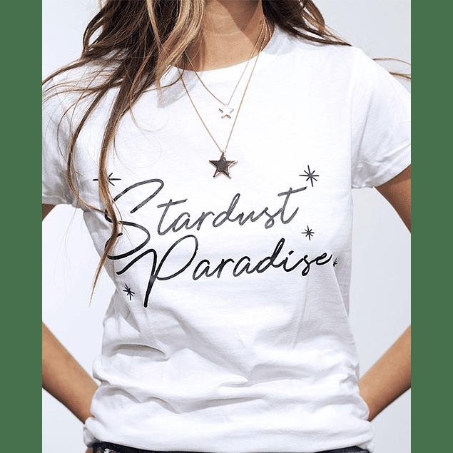STARDUST PARADISE (BLUE) TEE