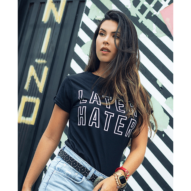 LATER HATER TEE