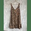 LEOPARD TANK DRESS