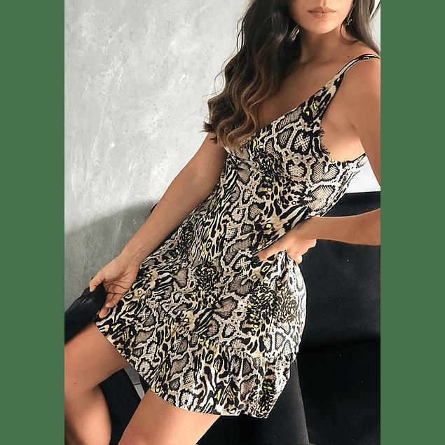 PITON TANK DRESS