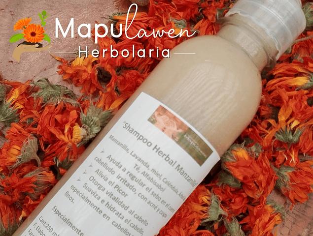 Shampoo Herbal Manzanilla