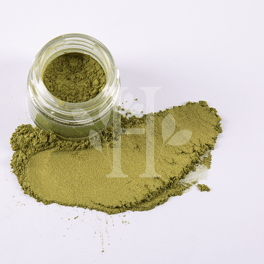 Mica Olive Yellow 10 gr - Image 1
