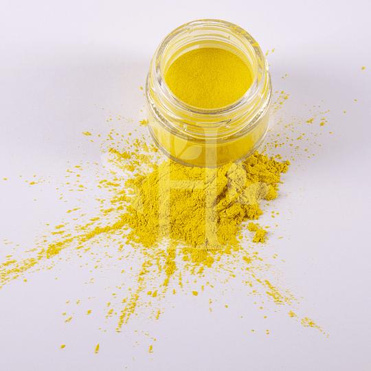Mica Dark Yellow 10 gr - Image 2