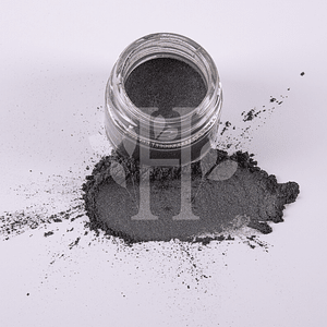 Mica Silver Black 10 gr