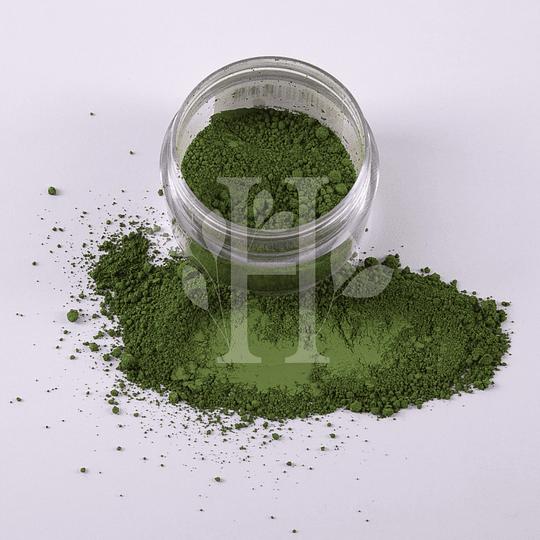 Verde Chromium Pigmento 10 gr - Image 1