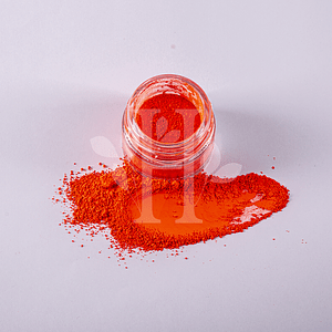 Neón Rojo Pigmento 10 gr