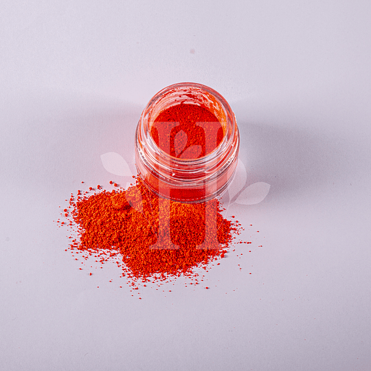 Neón Rojo Pigmento 10 gr - Image 2