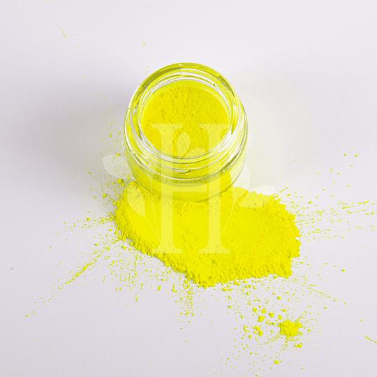 Neón Amarillo Pigmento 10 gr - Image 1