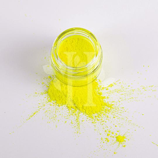 Neón Amarillo Pigmento 10 gr - Image 2