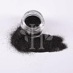 Glitter Negro Pigmento 10 gr