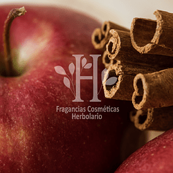 Manzana Canela Fragancia 30 ml