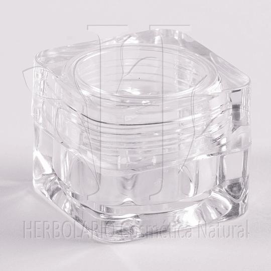 Pote Acrílico Transparente 5 ml  - Image 1