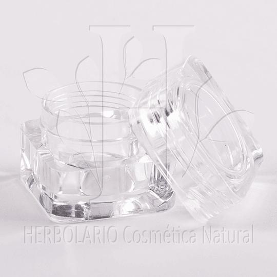 Pote Acrílico Transparente 5 ml  - Image 2