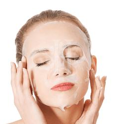 Mascarilla Facial Comprimida 1 Un