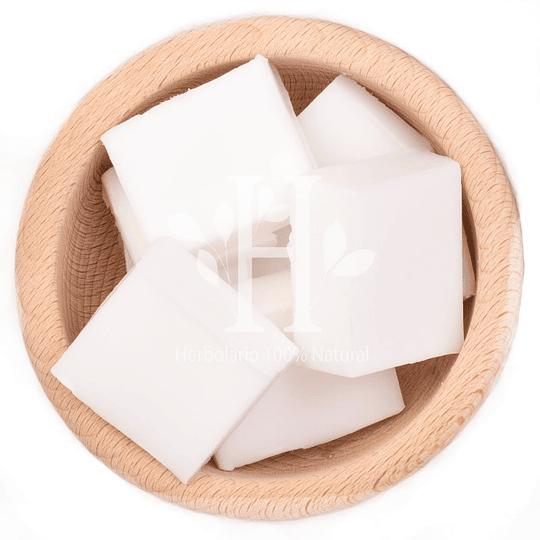Base Jabón Blanca 1 kilo