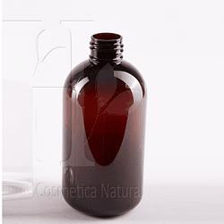 Botella Barril Ambar 350 ml (24/410)