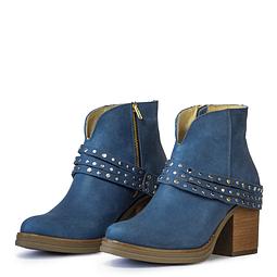 Botín Cordoba azul jeans