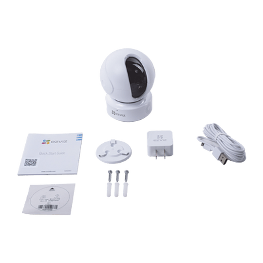 Mini Cámara IP PT 2 Megapixeles, Smart Tracking, Grabación en la nube, Audio de Dos Vías, Modelo: C6CN - Image 2