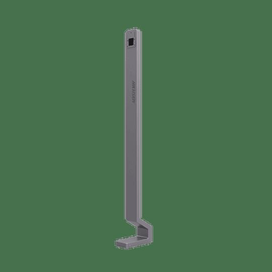 Pedestal de Piso para Lectores de Rostro Hikvision, Modelo: DS-KAB671-B