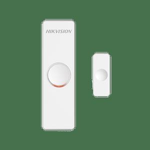 Contacto Magnético Inalámbrico para Panel de Alarma Hikvision, Modelo: DS-PD1-MC-WWS