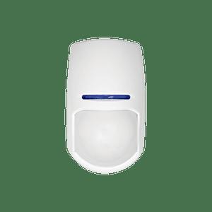 Detector PIR Inalámbrico para Panel de Alarma Hikvision con Inmunidad a Mascotas, Modelo: DS-PD2-P10P-W