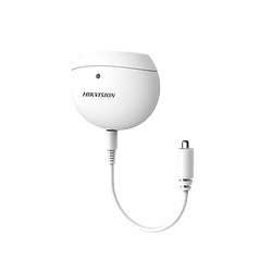 Detector de Temperatura Inalámbrico para Panel de Alarma Hikvision, Modelo: DS-PD1-TP-W