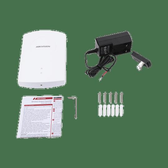 Extensor Inalámbrico con 2 Salidas de Alarma para Panel de Alarma Hikvision, Modelo: DS-PM-WO2 - Image 2