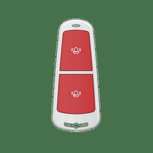Botón de Pánico Inalámbrico para Panel de Alarma Hikvision, Modelo: DS-PD1-EB-WS2