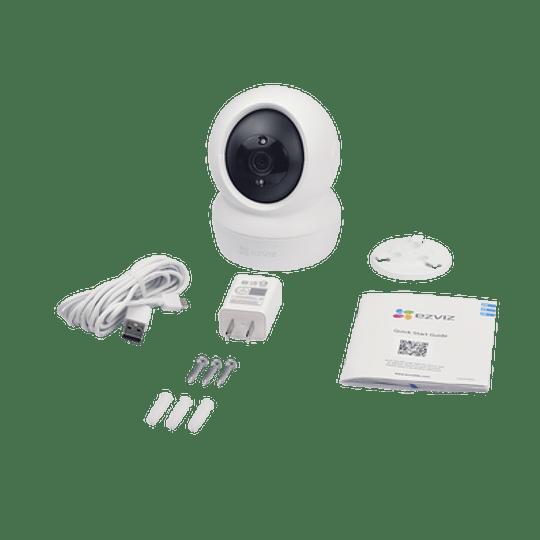 Mini Cámara Ezviz IP PT 2 Megapixeles, Smart Tracking, Grabación en la Nube, Audio de Dos Vías, Memoria Micro SD, Modelo: C6N - Image 2