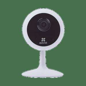 Mini Cámara Ezviz IP 1 Megapixel,  Lente 2.8 mm, Grabación en la Nube, Audio de dos vías, Memoria Micro SD, Modelo: C1C-720P